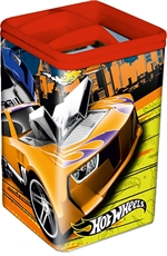 Picture of HOT WHEELS metal pencil holder