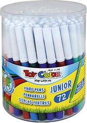 Picture of TOY COLOR JUNIOR superwashable Color Pen 1-72