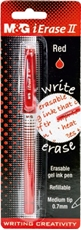 Picture of ROLLER write delete iErase - nib 0,7 mm – red