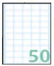 Slika od EXPORT samoljepljive etikete 20x12