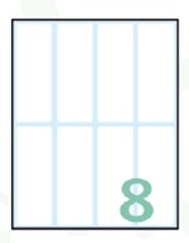Slika od EXPORT samoljepljive etikete 75x27