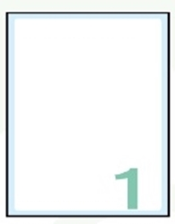 Slika od SAMOLJEPLJIVE etikete Export 150x115 mm – 10 listova, 1 na listu