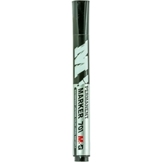 Picture of M&G 701 PERMANENT MARKER BLACK 1/10