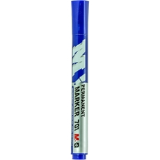 Picture of M&G 701 PERMANENT MARKER BLUE 1/10