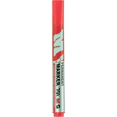 Picture of M&G 701 PERMANENT MARKER RED 1/10