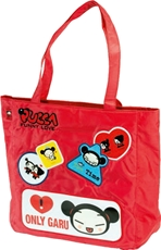 Picture of PUCCA bag shopper 30,5x30x12 cm