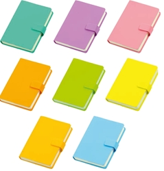 Picture of ORGANIZER Dazzle 10,6x8,4 cm – 130 sheets, magnetic fastener