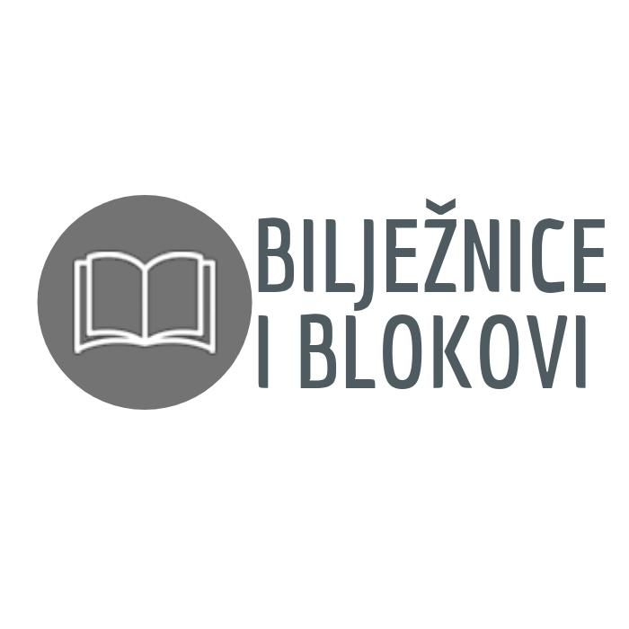 Slika za kategorijo Bilježnice i blokovi