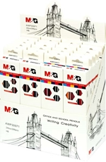 Picture of M&G TRIANGL PENCIL HB WITH ERASER 1/12