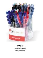 Slika STALAK M&G MALI 4 MJESTA PVC