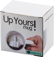 Picture of MUG UP YOURS