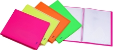 Picture of FAVORIT NEON DISPLAY BOOK 60 SHEETS