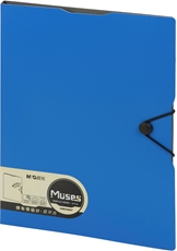 Picture of M&G MUSES DISPLAY BOOK A4 20 POCKETS