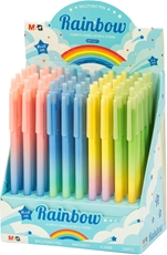 Picture of M&G RAINBOW BALL POINT PEN 1/50