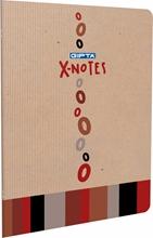 Slika od X NOTES BILJEŽNICA A4 - CRTE