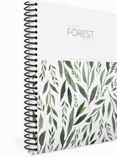 Slika od FOREST SP. BILJEŽNICA A4 - CRTE