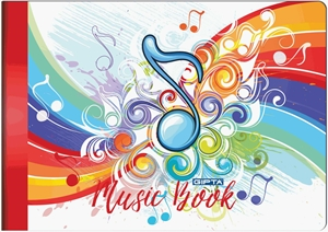 Picture for category Music notebook
