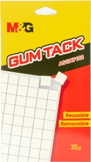 Picture of M&G GUM TACK 35 G - 1/12