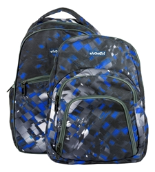 Picture of WHOOSH! JUNIOR BOY BACKPACK 2IN1