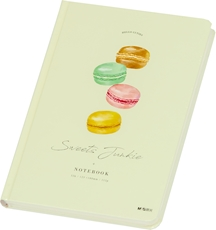 Picture of M&G PLANNER/NOTEBOOK SWEET JUNKIE COOKIES 12,5x18 CM