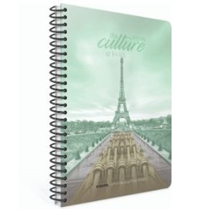 Picture for category Spiral notebooks