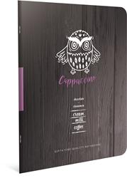 Picture of COFFE BOOK BILJEŽNICA A4 CRTE
