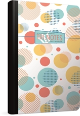 Picture of TRI NOTES NOTEBOOK 19x26 CM LINES - 3 SUBJECT