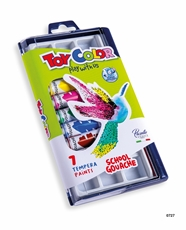 Slika od TOY COLOR tempera boje 12 ml 1-7