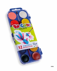 Slika od TOY COLOR vodene boje 1-12