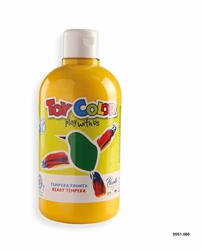 Picture of TOY COLOR tempera 500 ml sun yellow