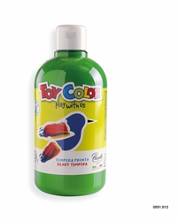 Picture of TOY COLOR tempera 500 ml green