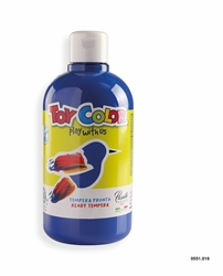 Picture of TOY COLOR tempera 500 ml blue cobalt