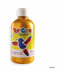 Picture of TOY COLOR tempera 500 ml gold