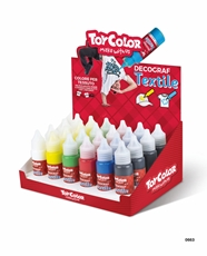 Slika od TOY COLOR TEKSTIL DECOGRAF 25 ML 1/24