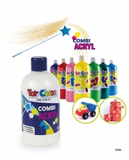 Slika od TOY COLOR COMBI ACRYL 500 ML