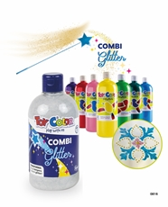 Slika od TOY COLOR COMBI GLITTER 500 ML