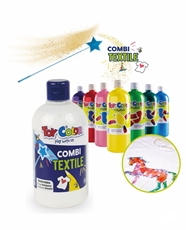 Slika od TOY COLOR COMBI TEXTILE 500 ML