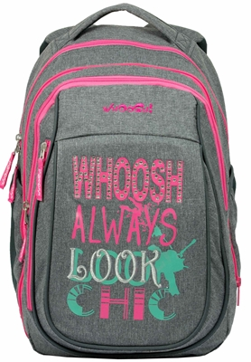 Picture of WHOOSH! JUNIOR GIRL BACKPACK 2IN1