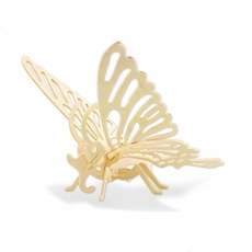 Picture of BUTTERFLY 3D WOODEN PUZZLE