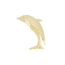 Picture of DOLPHIN 3D WOODEN PUZZLE