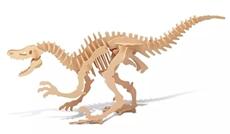 Picture of DEINONYCHUS 3D WOODEN PUZZLE