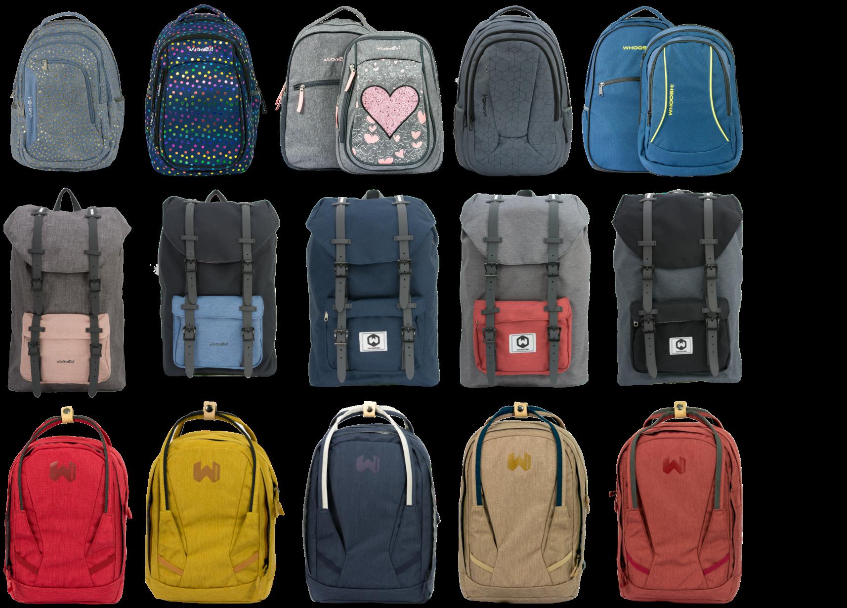Picture for category Školske torbe i ruksaci